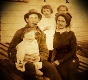 irish family old
